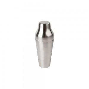 "Shaker (Σέικερ) ""Parisiene"" 2 τμημάτων Inox 20 oz - 600ml"