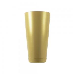"Shaker (Σέικερ) ""Vintage gold"" Inox 18/10 | 28 oz"