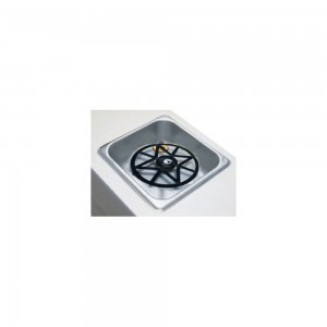 Rinser (ψεκαστήρας νερού) χωνευτός 17,5x16x13 cm