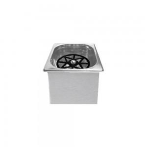 Rinser (ψεκαστήρας νερού) επιτραπέζιος 17,5x16x15 cm