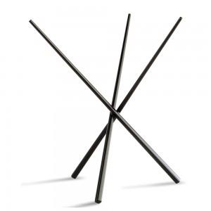 "Stand μπουφέ μεταλλικό, μαύρο ""Asia Plus"" 20,5/16,5 cm | 20 cm"