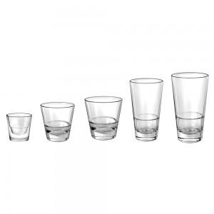 Ποτήρι Conic impilabilie ποτού / αναψυκτικού 35,5 cl 14,3 cm   8 cm
