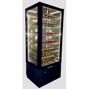 Ψυγείο βιτρίνα θάλαμος συντήρησης  -5°C +8°C | 80,5x65x195