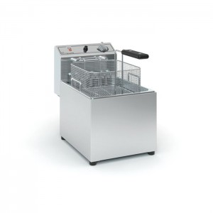 Φριτέζα μονή ηλεκτρική Φ603 / 380 | 5-7Lt - 380V